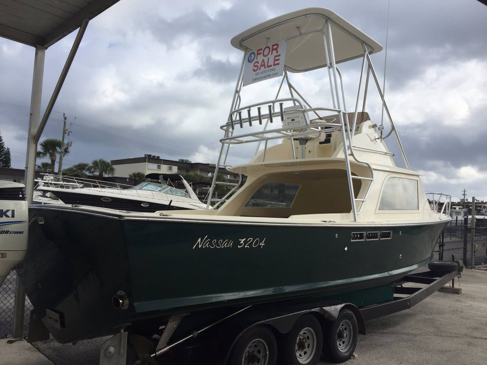 2015 Nassau 3204 in Stuart, Florida