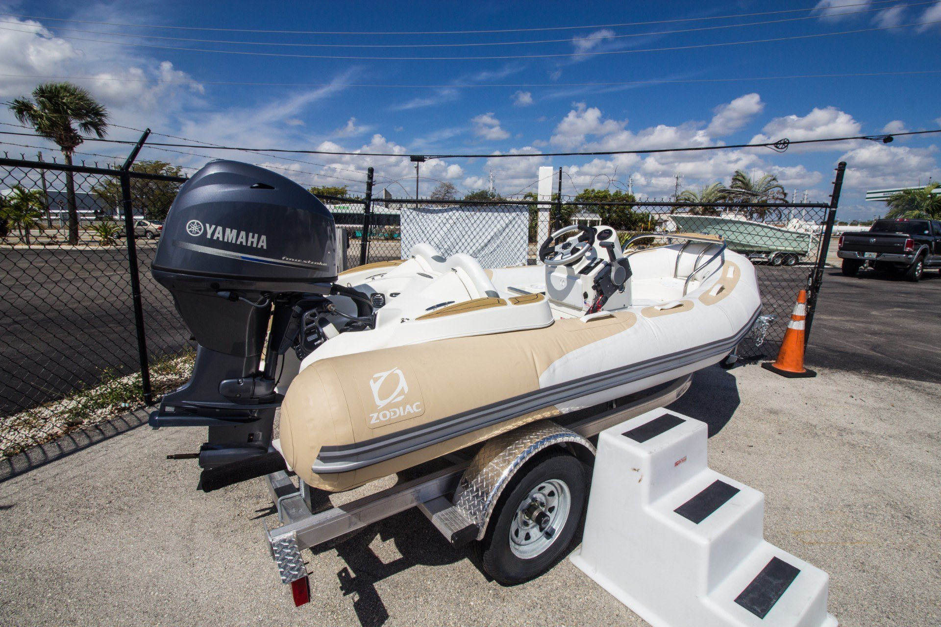 2016 Zodiac Yachtline in Stuart, Florida