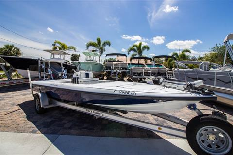2001 Back Country 202 Pro Guide in Stuart, Florida