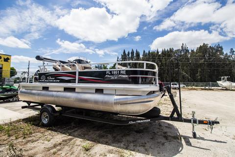 2016 Sun Tracker Bass Buggy 18 DLX in Stuart, Florida