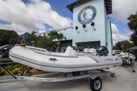 2016 Zodiac 500 Bay Runner in Stuart, Florida