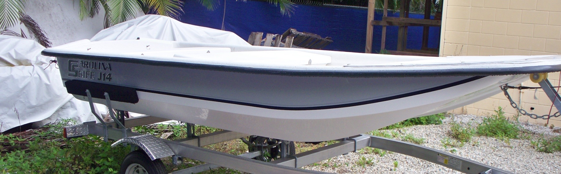 2015 Carolina Skiff J1450 in Stuart, Florida