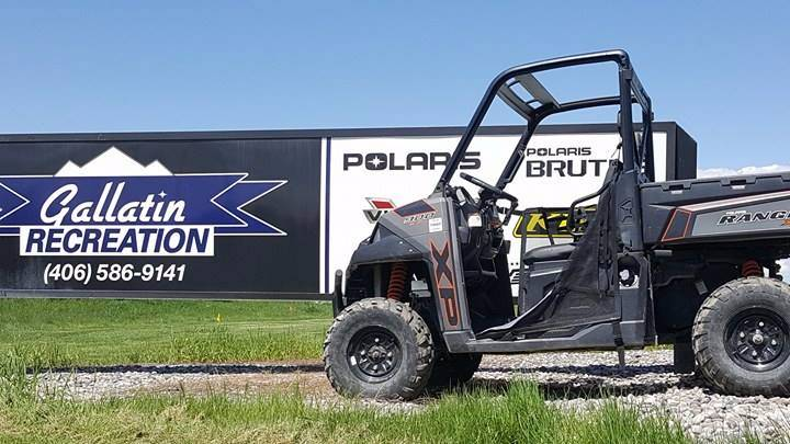 2014 Polaris Ranger XP® 900 EPS LE in Bozeman, Montana