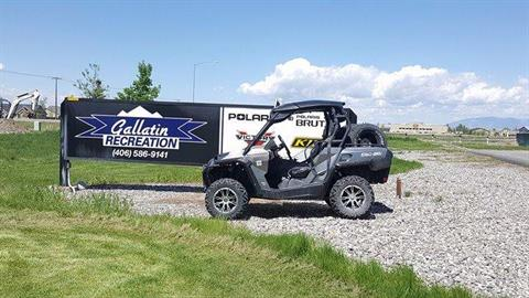 2012 Can-Am Commander™ 1000 XT in Bozeman, Montana