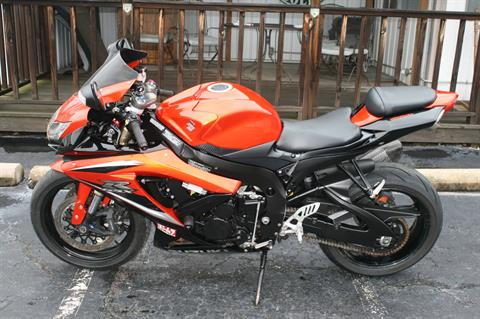 2009 Suzuki GSXR600 in Greenbrier, Arkansas