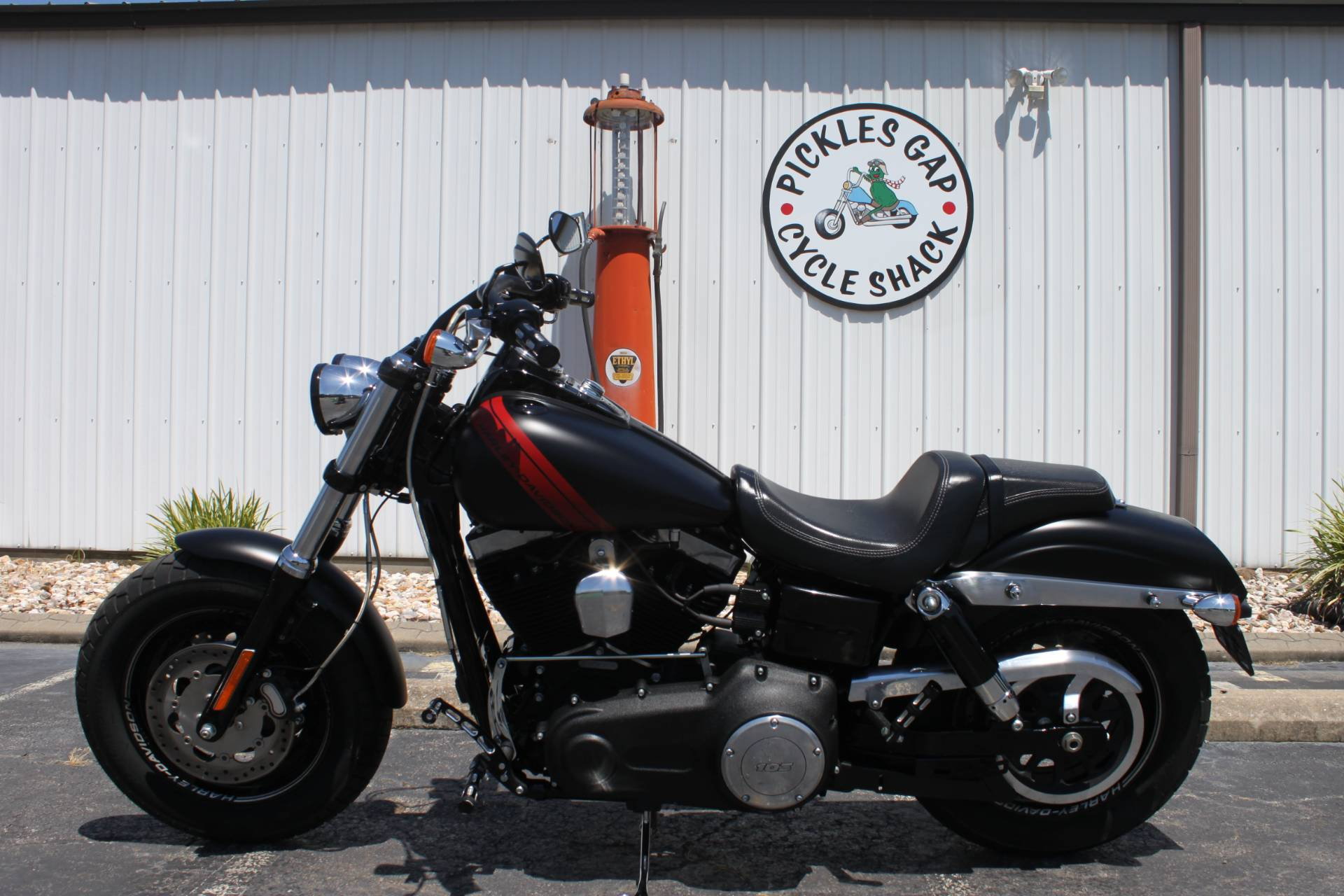 2014 Harley-Davidson FXDF FATBOB in Greenbrier, Arkansas - Photo 1