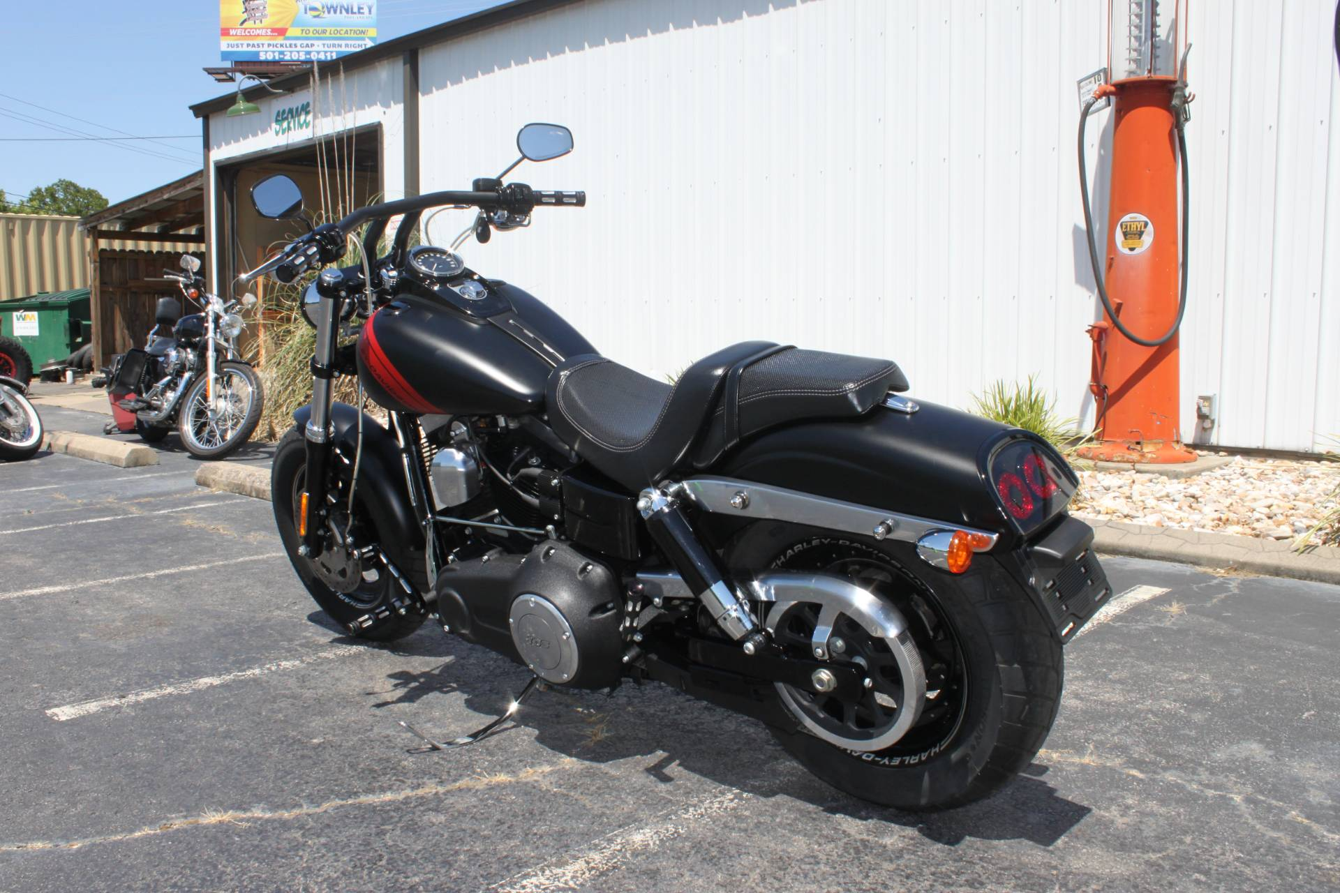 2014 Harley-Davidson FXDF FATBOB in Greenbrier, Arkansas - Photo 3