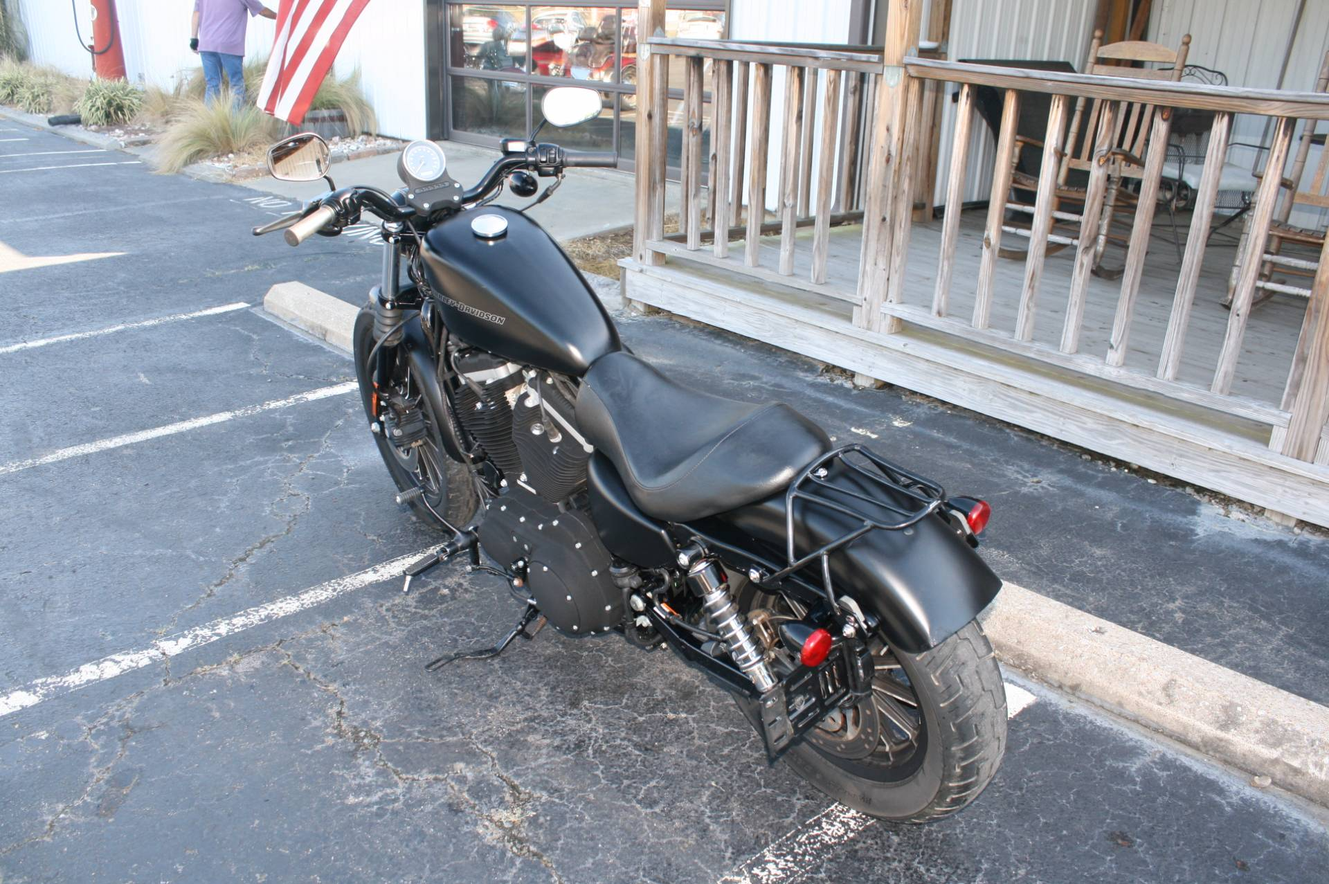 2009 Harley-Davidson XL883 in Greenbrier, Arkansas