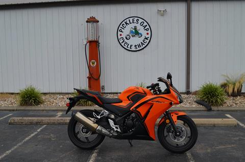 2016 Honda CBR300 in Greenbrier, Arkansas