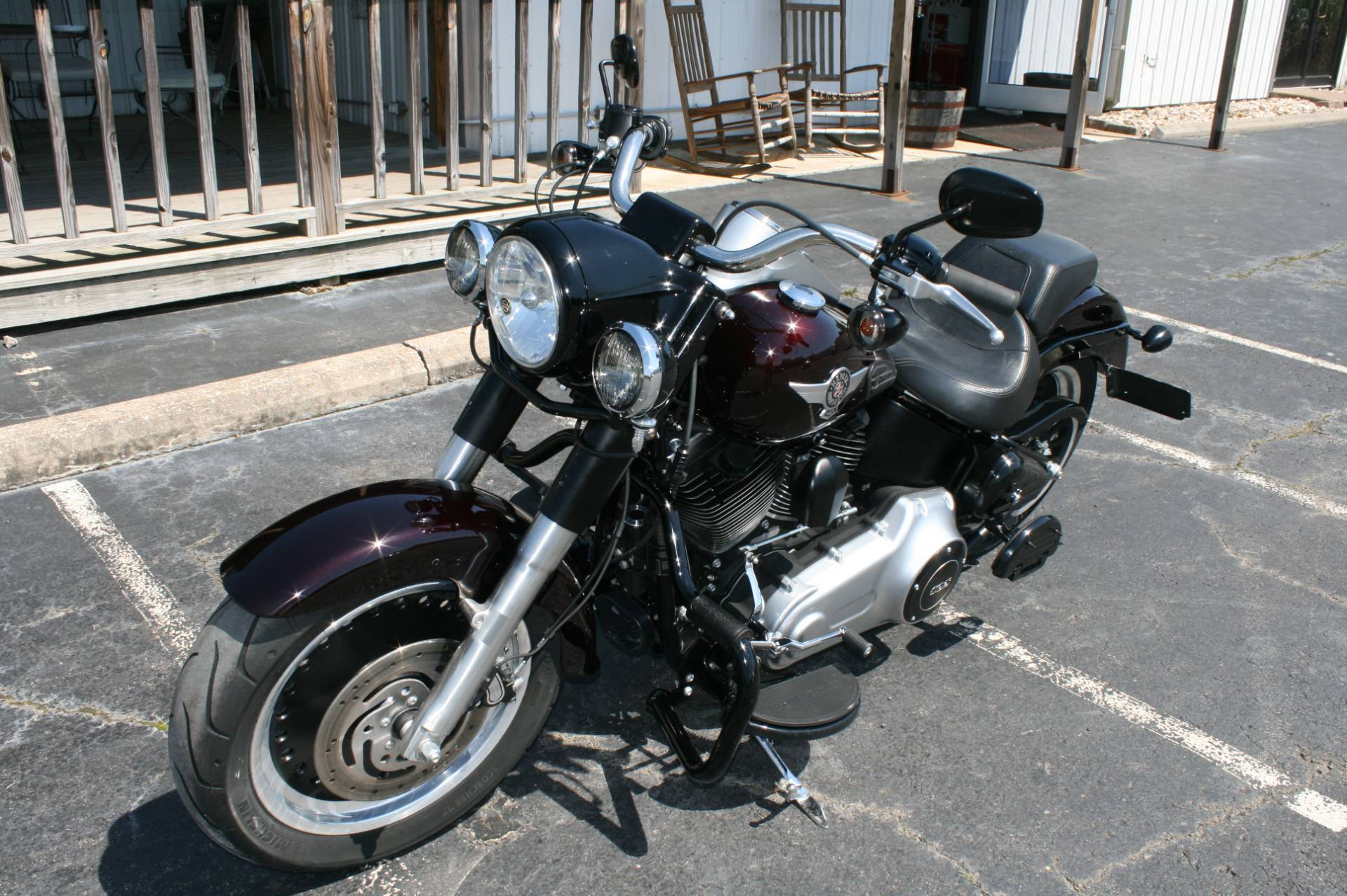 2014 Harley-Davidson FLSTFB FAT BOY LOW in Greenbrier, Arkansas