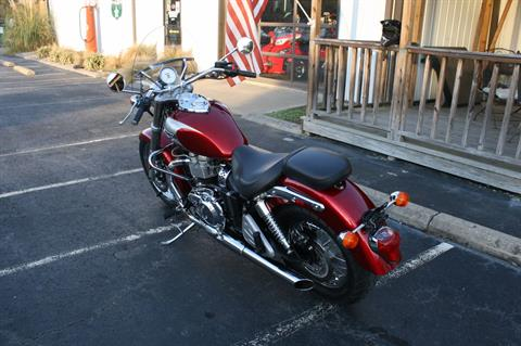 2002 Triumph AMERICA BONNEVILLE in Greenbrier, Arkansas