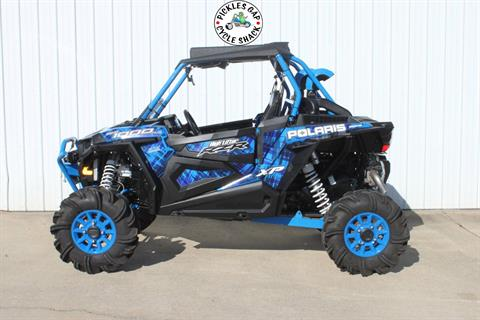 2017 Polaris RZR 1000 HIGH LIFTER in Greenbrier, Arkansas