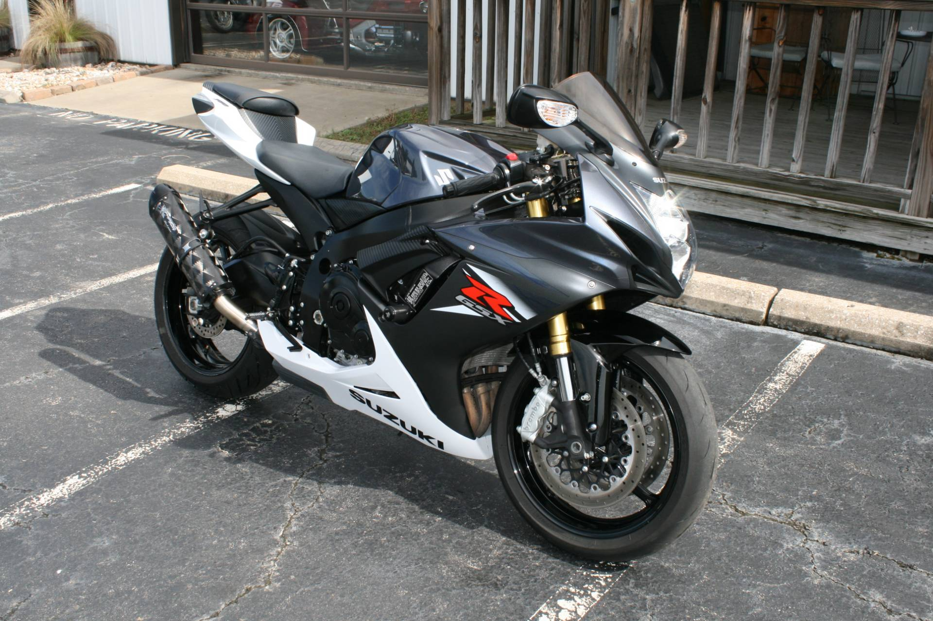 2015 Suzuki GSXR-750 in Greenbrier, Arkansas