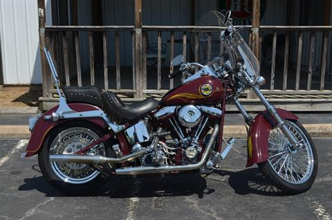 1986 Harley-Davidson FXST SOFTAIL in Greenbrier, Arkansas - Photo 1