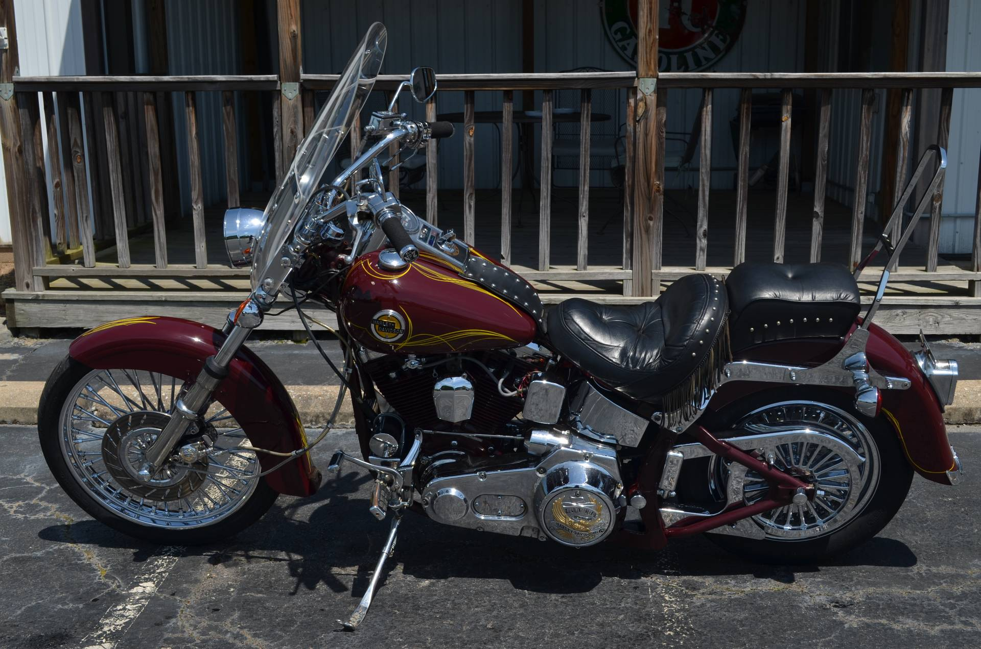 1986 Harley-Davidson FXST SOFTAIL in Greenbrier, Arkansas - Photo 5