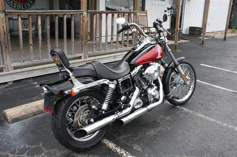 2004 Harley-Davidson FXDWG DYNA WIDE GLIDE in Greenbrier, Arkansas