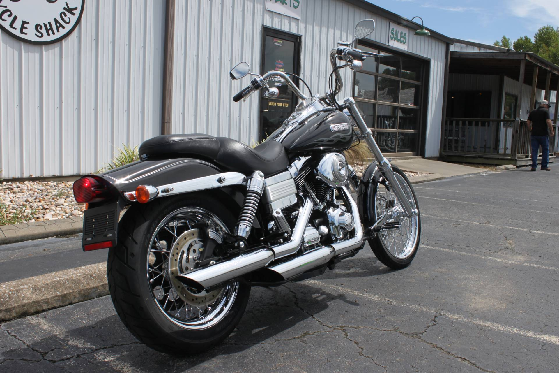 2006 Harley-Davidson FXDWG DYNA WIDE GLIDE in Greenbrier, Arkansas - Photo 3