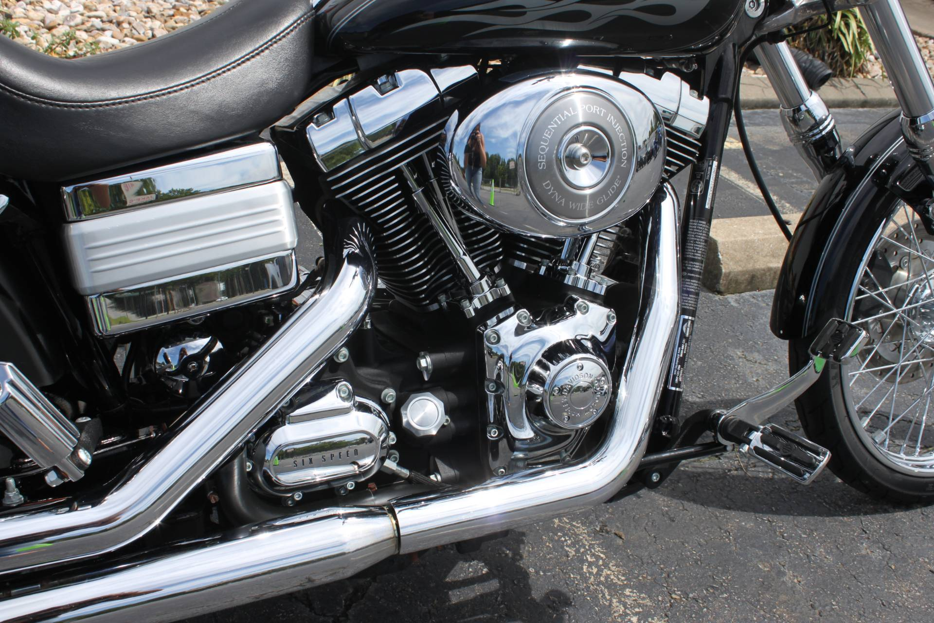 2006 Harley-Davidson FXDWG DYNA WIDE GLIDE in Greenbrier, Arkansas - Photo 5