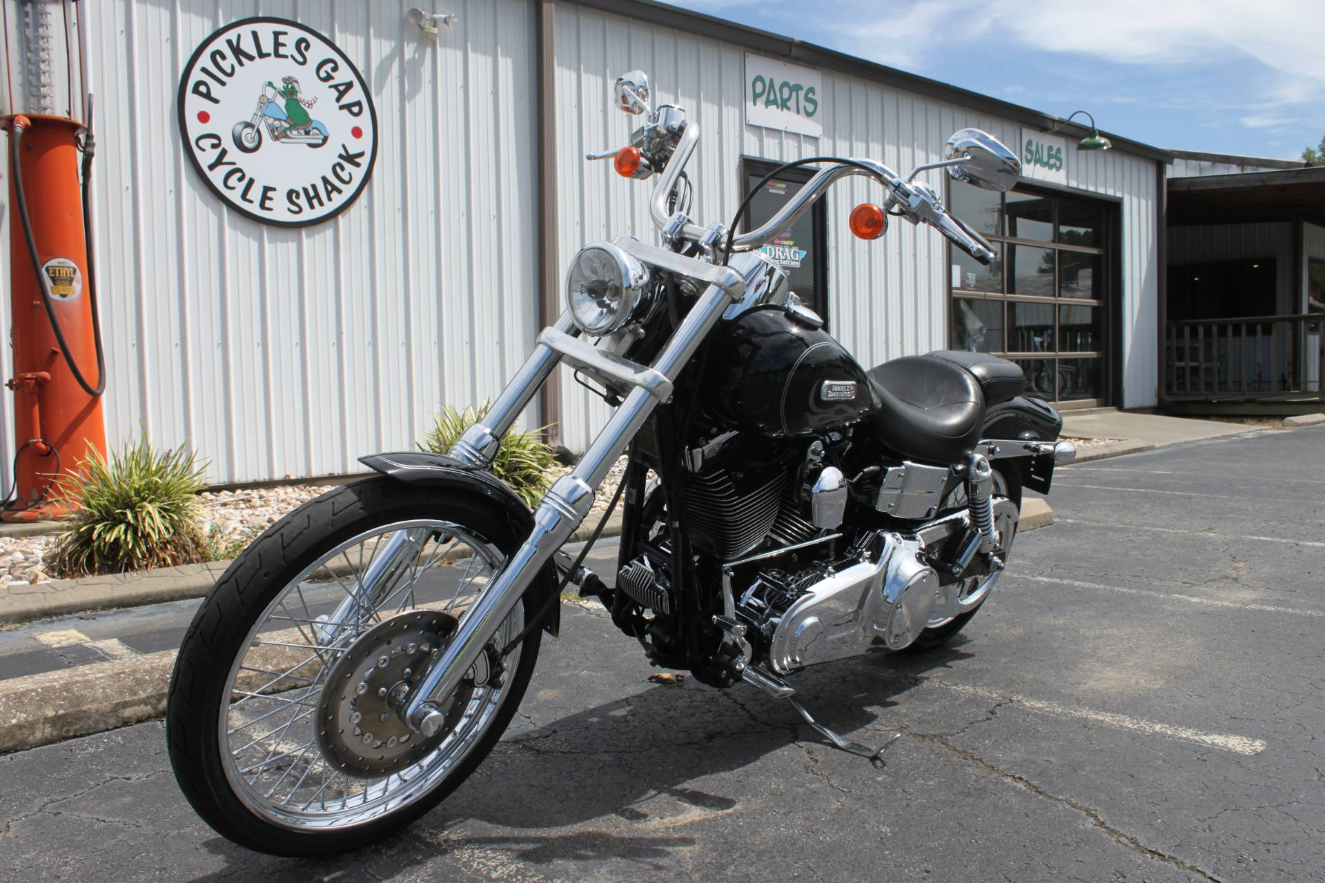 2006 Harley-Davidson FXDWG DYNA WIDE GLIDE in Greenbrier, Arkansas - Photo 13