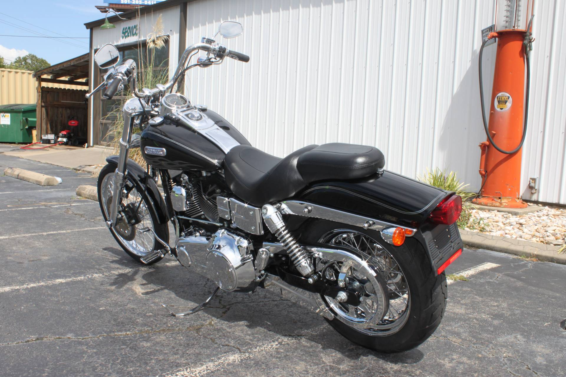2006 Harley-Davidson FXDWG DYNA WIDE GLIDE in Greenbrier, Arkansas - Photo 14