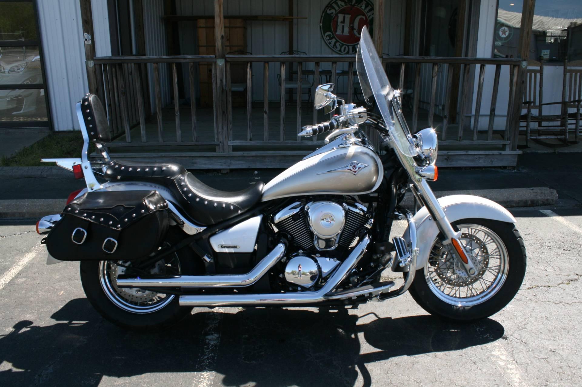 2008 Kawasaki VN900 in Greenbrier, Arkansas
