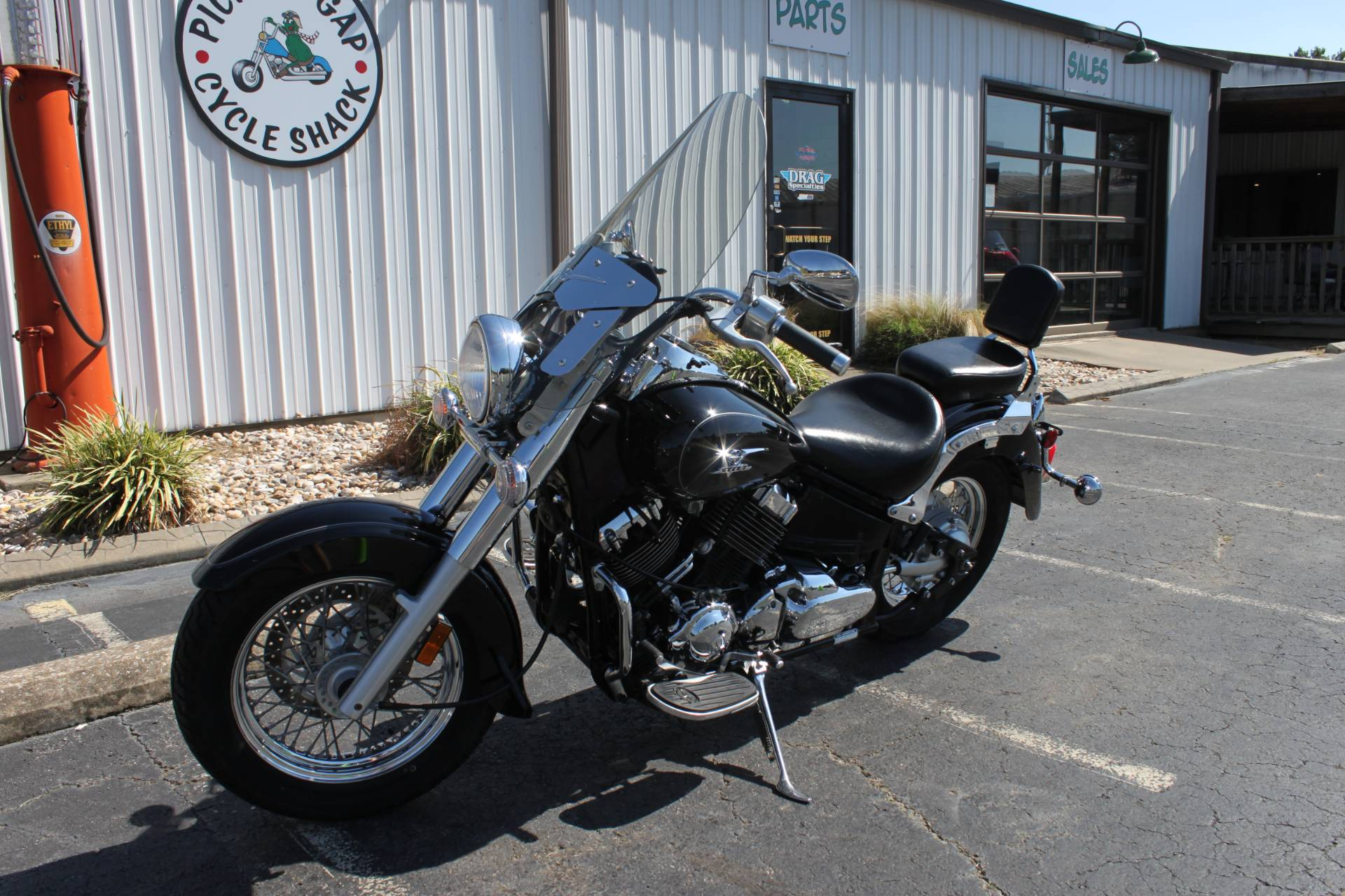 2007 Yamaha XV650 VSTAR CLASSIC in Greenbrier, Arkansas - Photo 11
