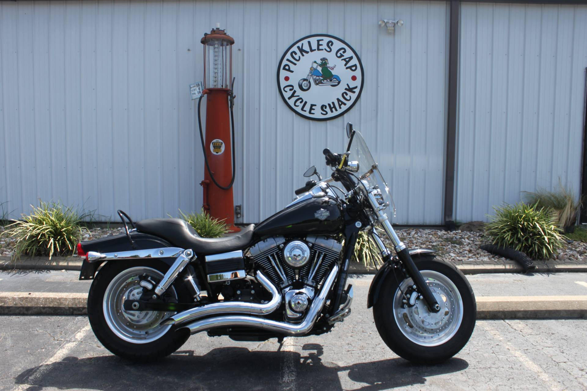 2010 Harley-Davidson FXDF FATBOB in Greenbrier, Arkansas - Photo 1