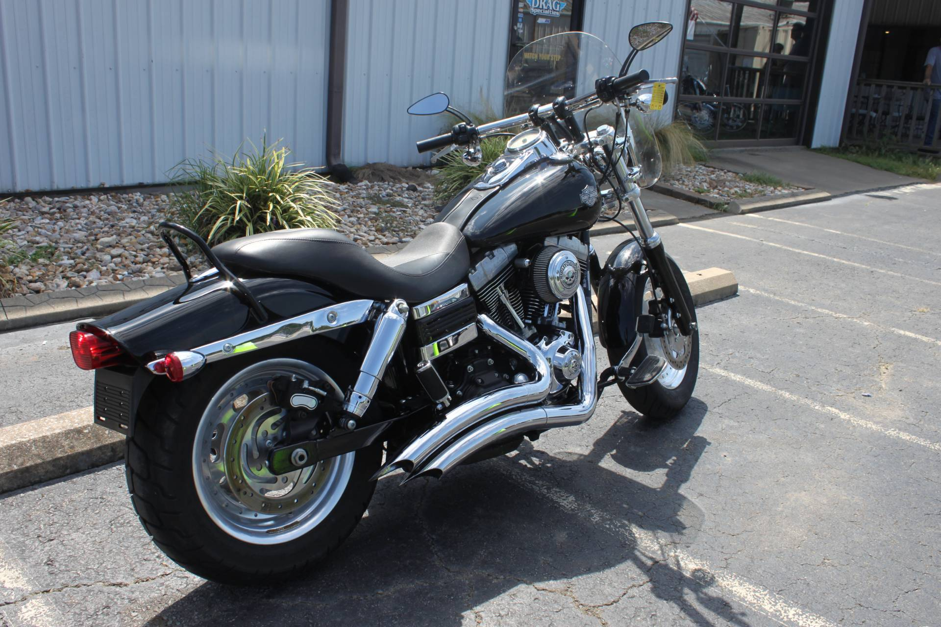 2010 Harley-Davidson FXDF FATBOB in Greenbrier, Arkansas - Photo 2