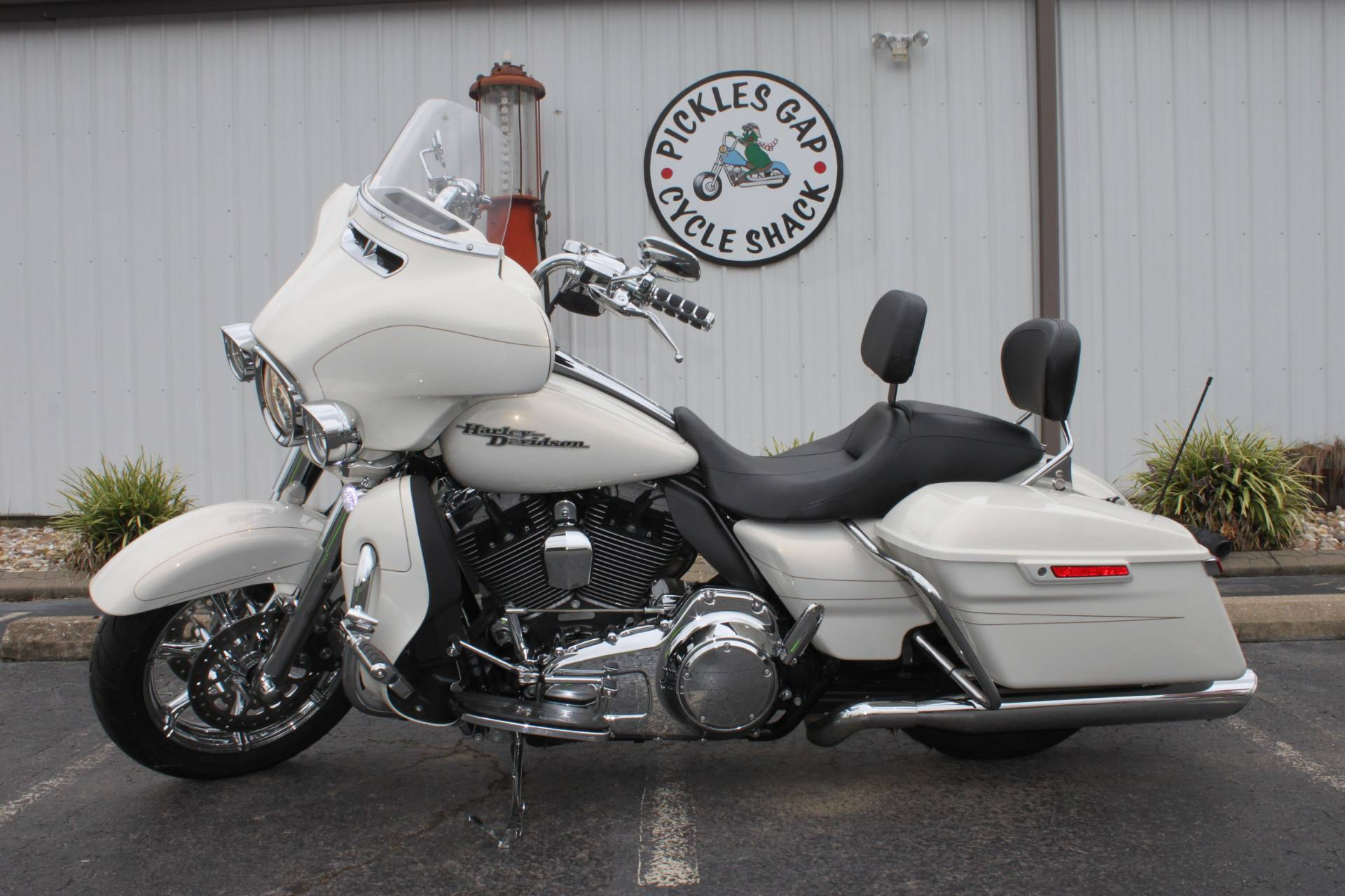 2014 Harley-Davidson FLHX STREET GLIDE in Greenbrier, Arkansas - Photo 12