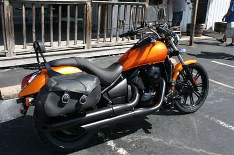 2012 Kawasaki VULCAN 900 CUSTOM in Greenbrier, Arkansas