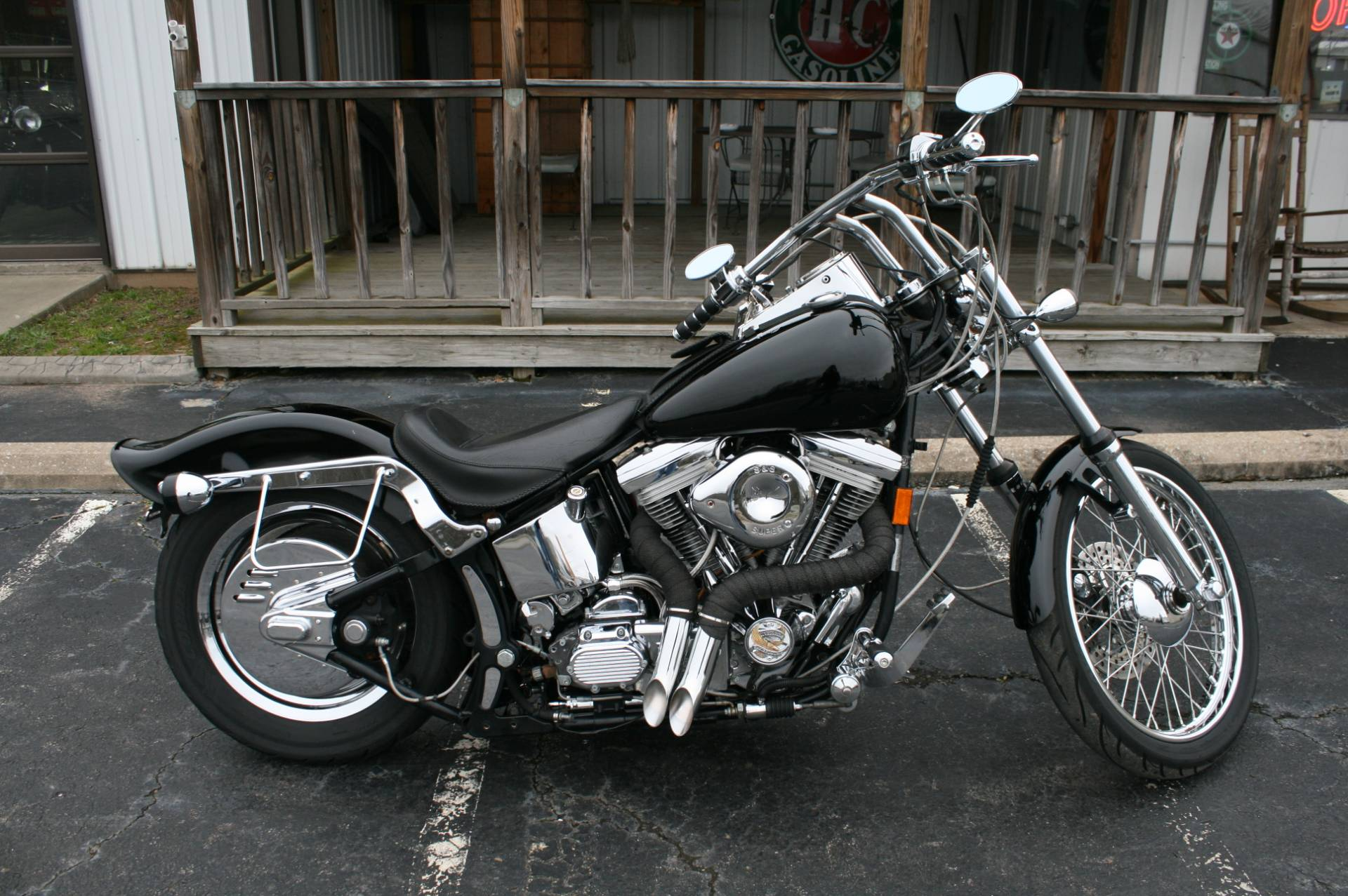 1992 Harley-Davidson FXSTC SOFTAIL CUSTOM in Greenbrier, Arkansas