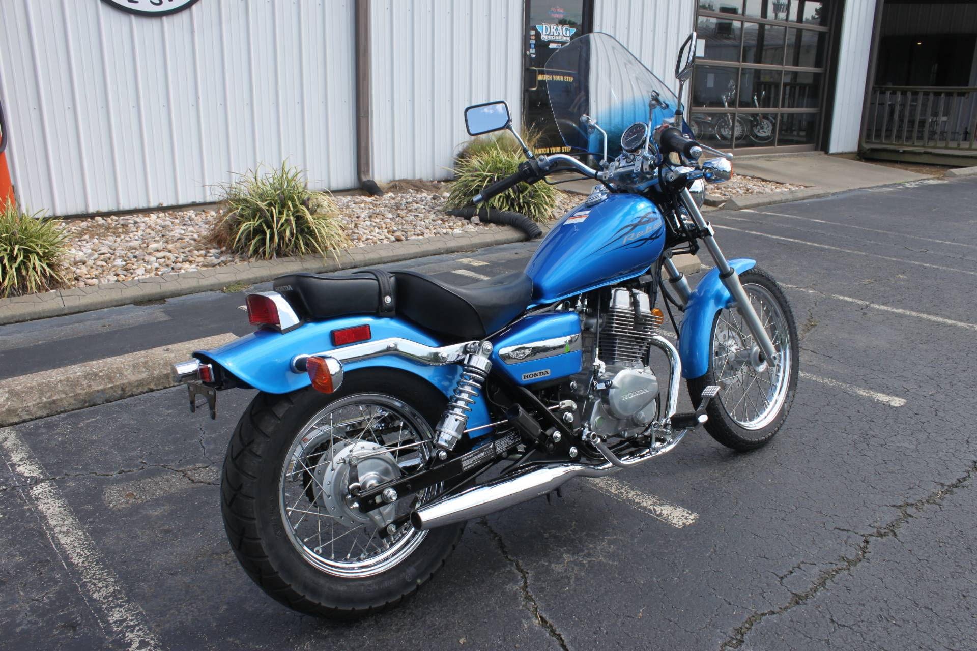 2009 Honda REBEL CMX250 in Greenbrier, Arkansas - Photo 3