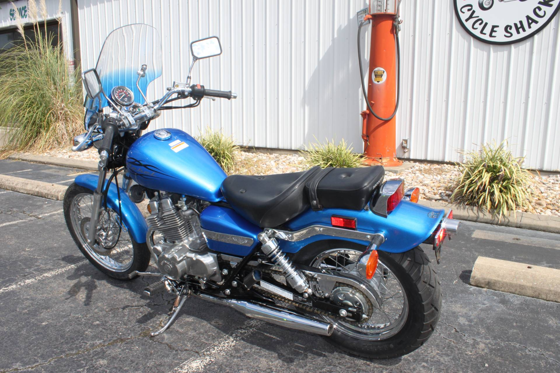 2009 Honda REBEL CMX250 in Greenbrier, Arkansas - Photo 11