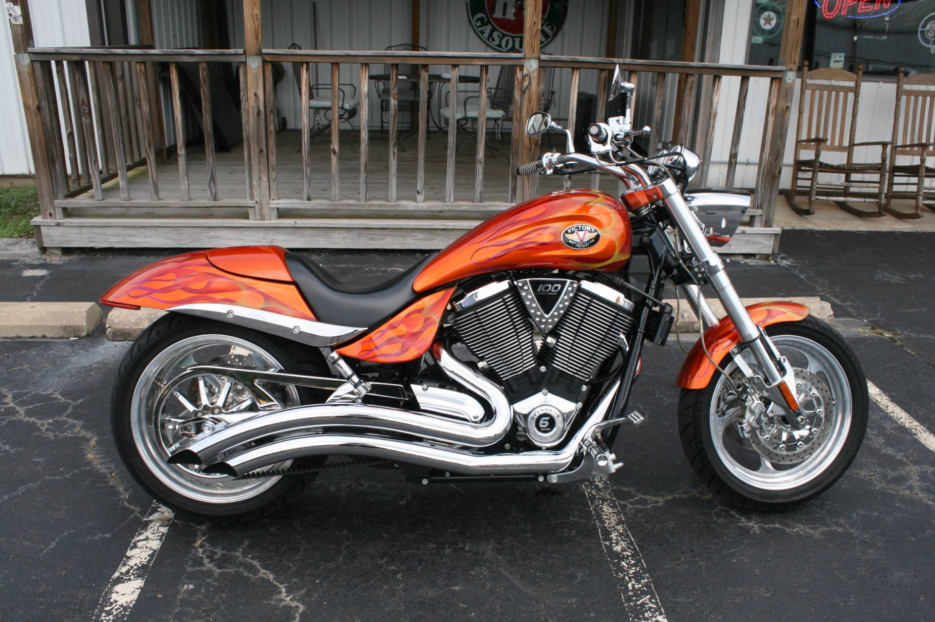 2007 Victory HAMMER in Greenbrier, Arkansas