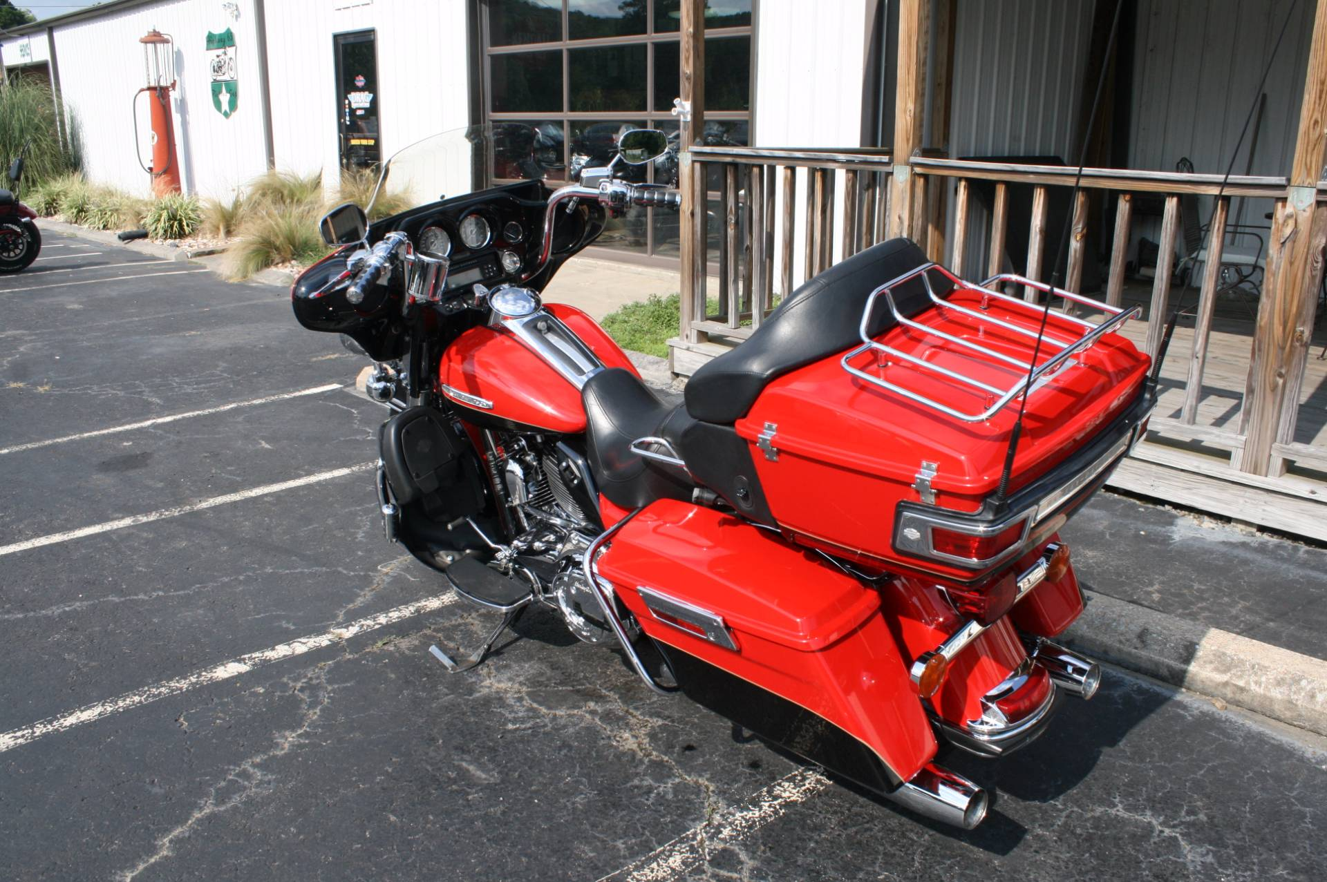 2010 Harley-Davidson FLHTCUL in Greenbrier, Arkansas