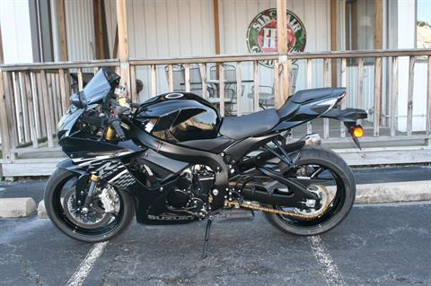 2015 Suzuki GSXR 750 in Greenbrier, Arkansas