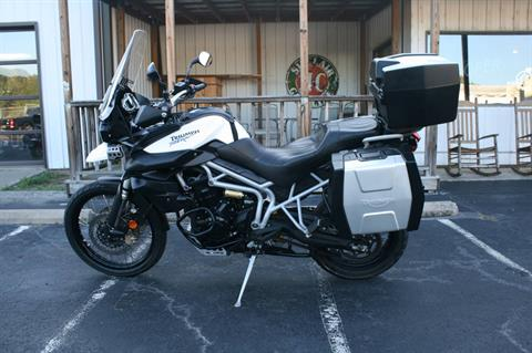 2011 Triumph TIGER 800XC in Greenbrier, Arkansas