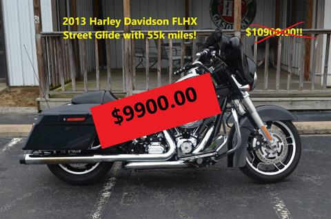 2013 Harley-Davidson FLHXI in Greenbrier, Arkansas - Photo 1
