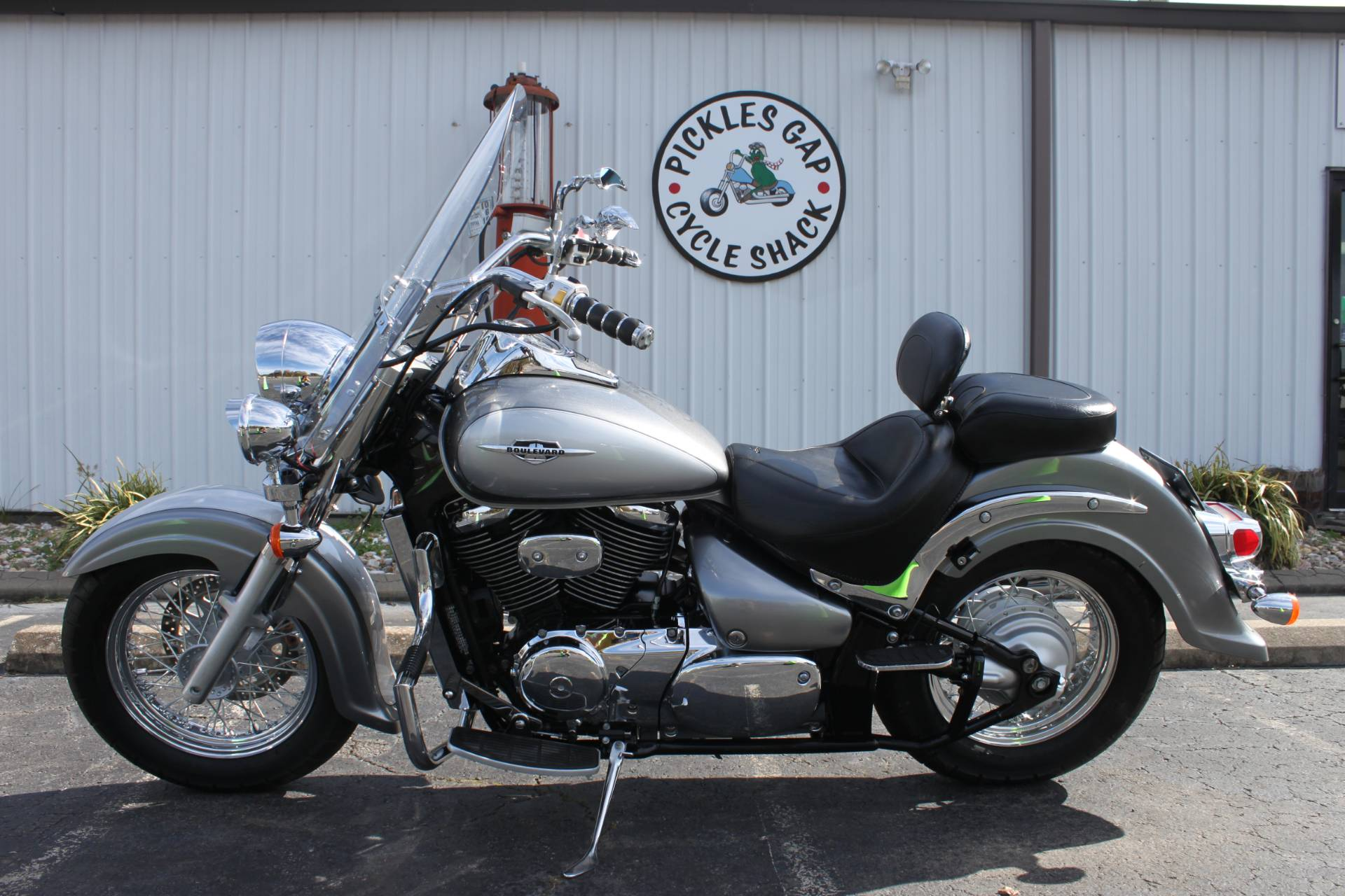 2006 Suzuki C-50 BOULEVARD in Greenbrier, Arkansas - Photo 2