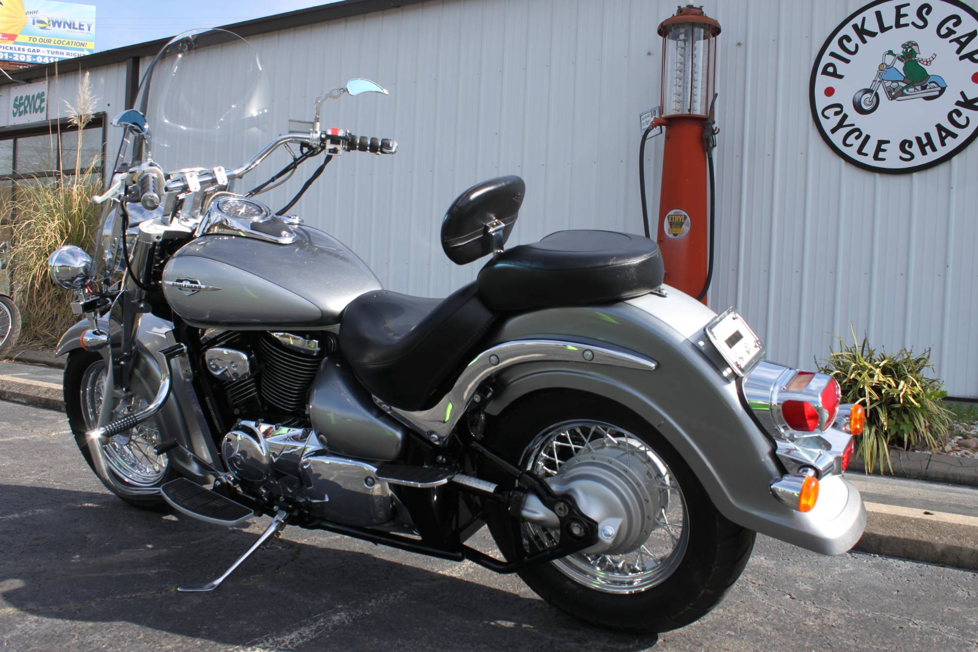 2006 Suzuki C-50 BOULEVARD in Greenbrier, Arkansas - Photo 4