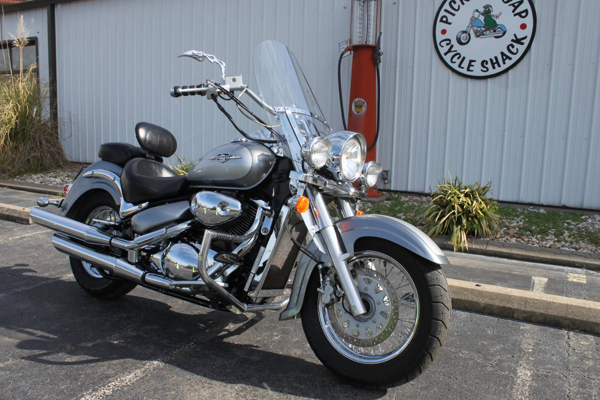 2006 Suzuki C-50 BOULEVARD in Greenbrier, Arkansas - Photo 11