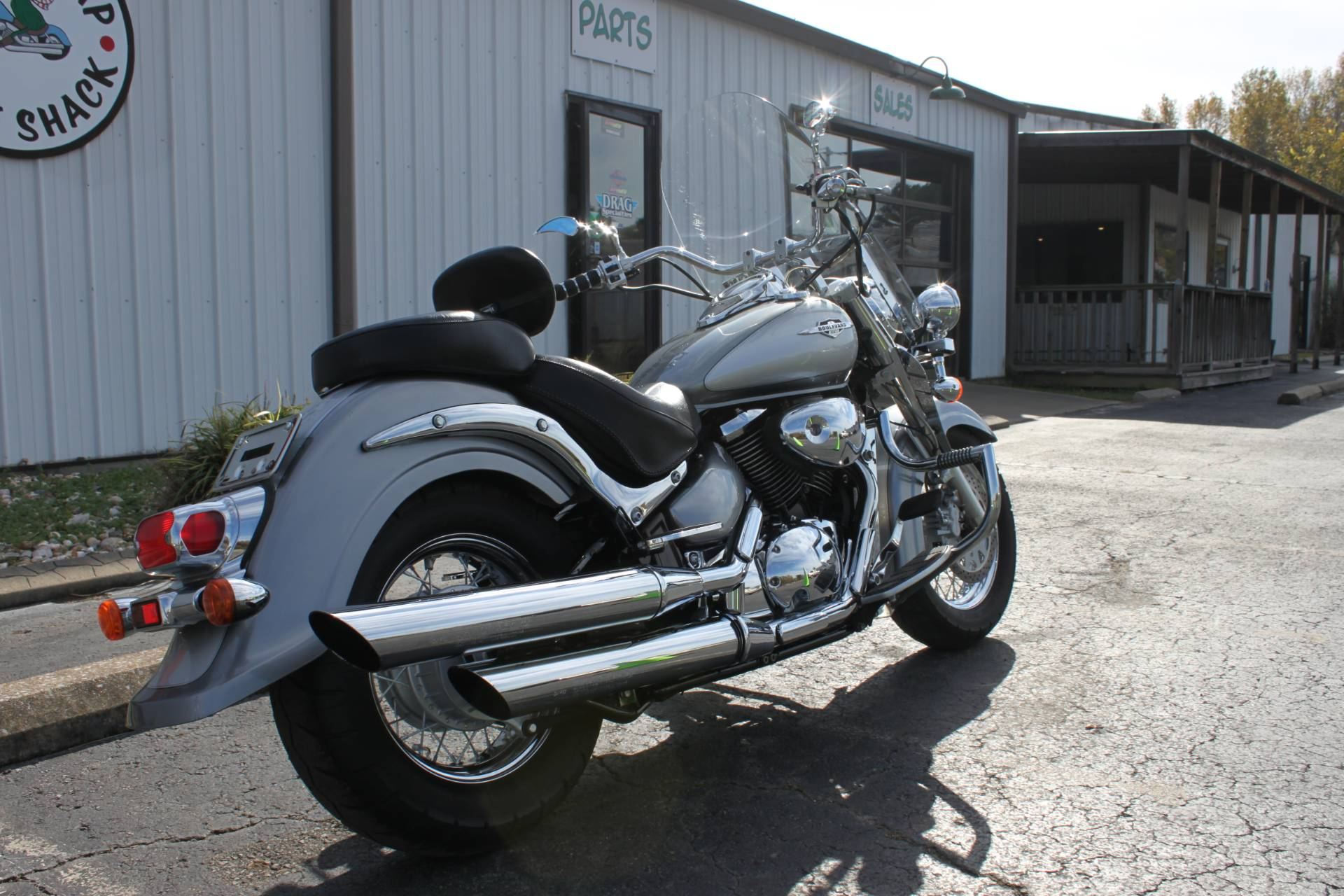 2006 Suzuki C-50 BOULEVARD in Greenbrier, Arkansas - Photo 12