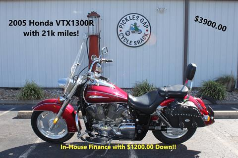 2005 Honda VTX1300R in Greenbrier, Arkansas