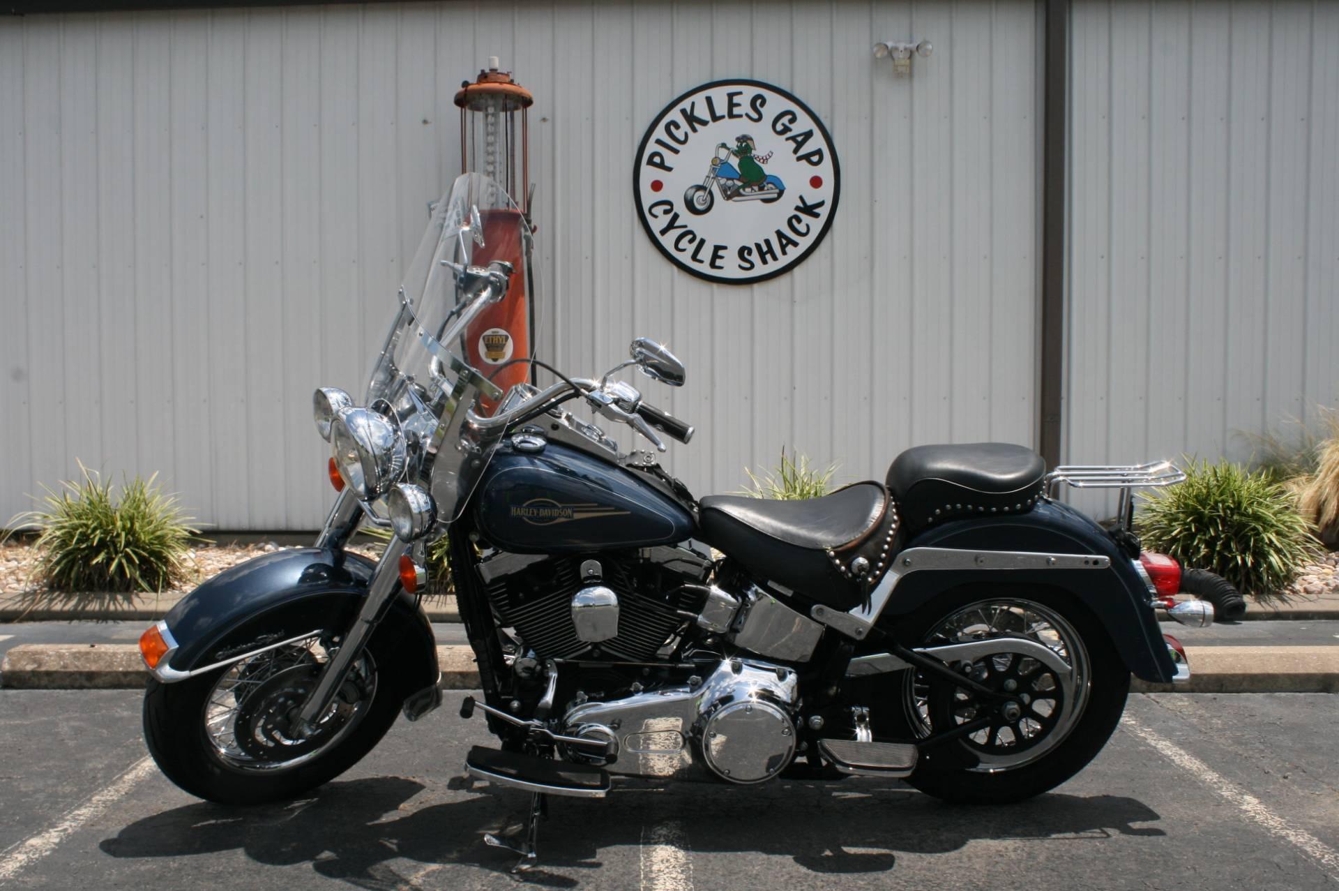 2008 Harley-Davidson FLSTC HERITAGE SOFTAIL in Greenbrier, Arkansas