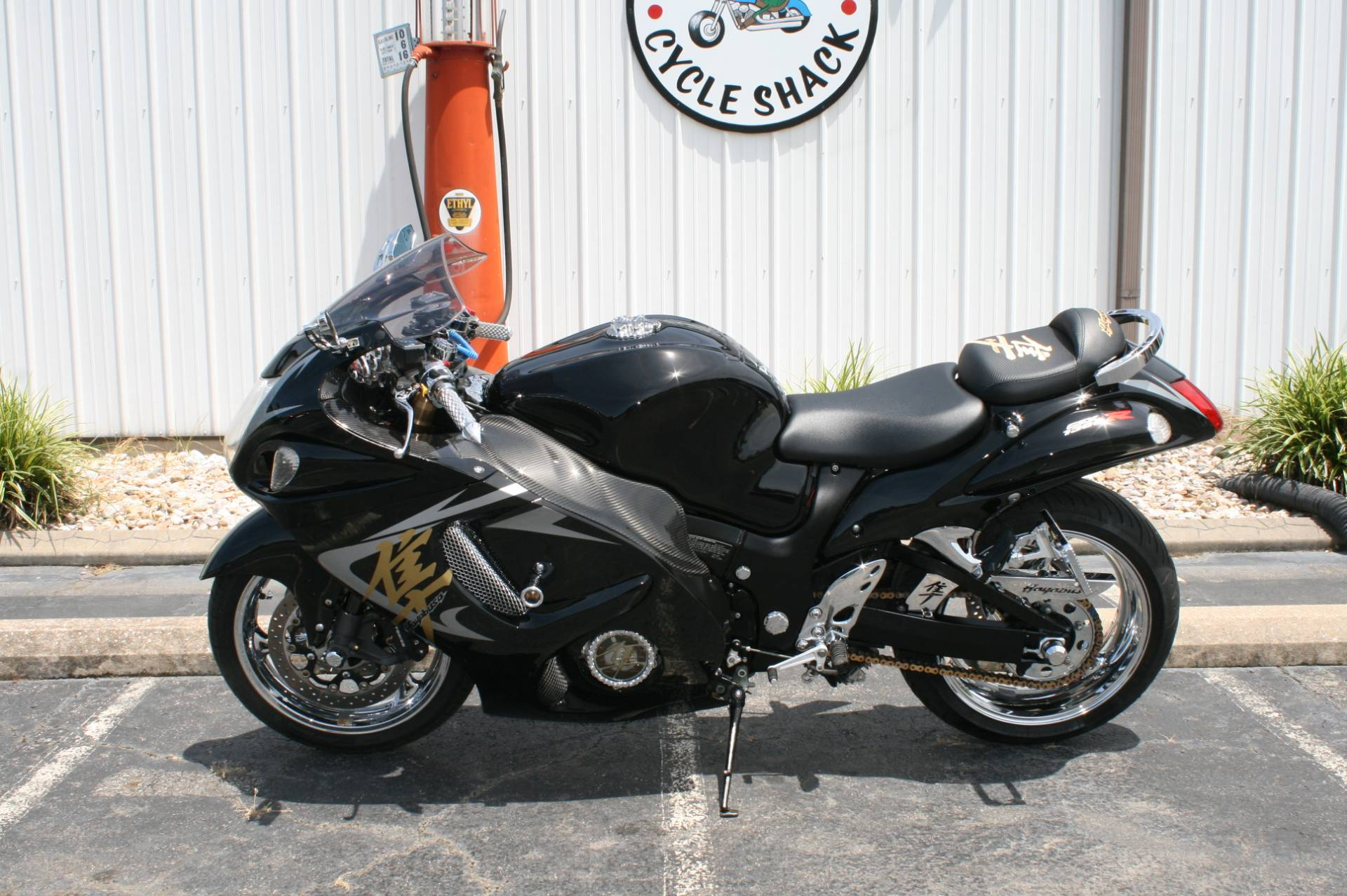 2008 Suzuki GSX1300R HAYABUSA in Greenbrier, Arkansas - Photo 15