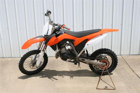 2014 KTM 85SX in Greenbrier, Arkansas