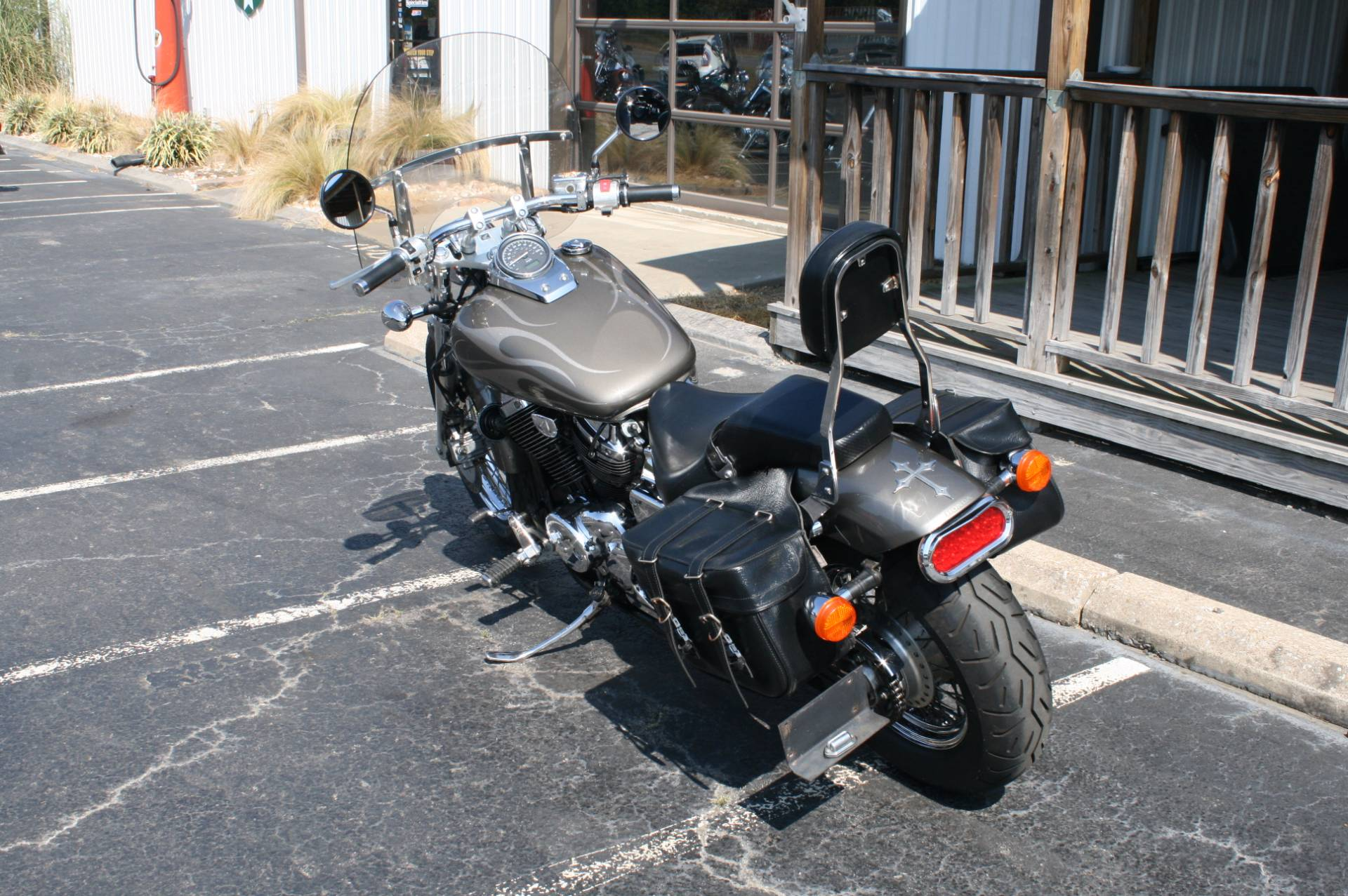 2006 Honda VT750 in Greenbrier, Arkansas