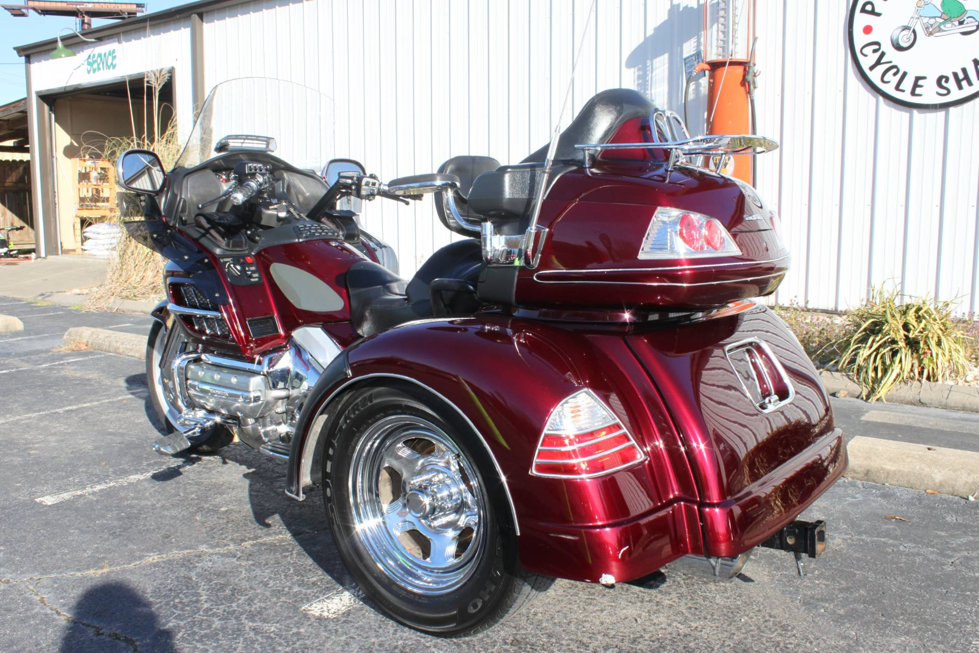 2008 Honda GOLDWING 1800 TRIKE in Greenbrier, Arkansas - Photo 3