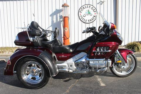 2008 Honda GOLDWING 1800 TRIKE in Greenbrier, Arkansas - Photo 12