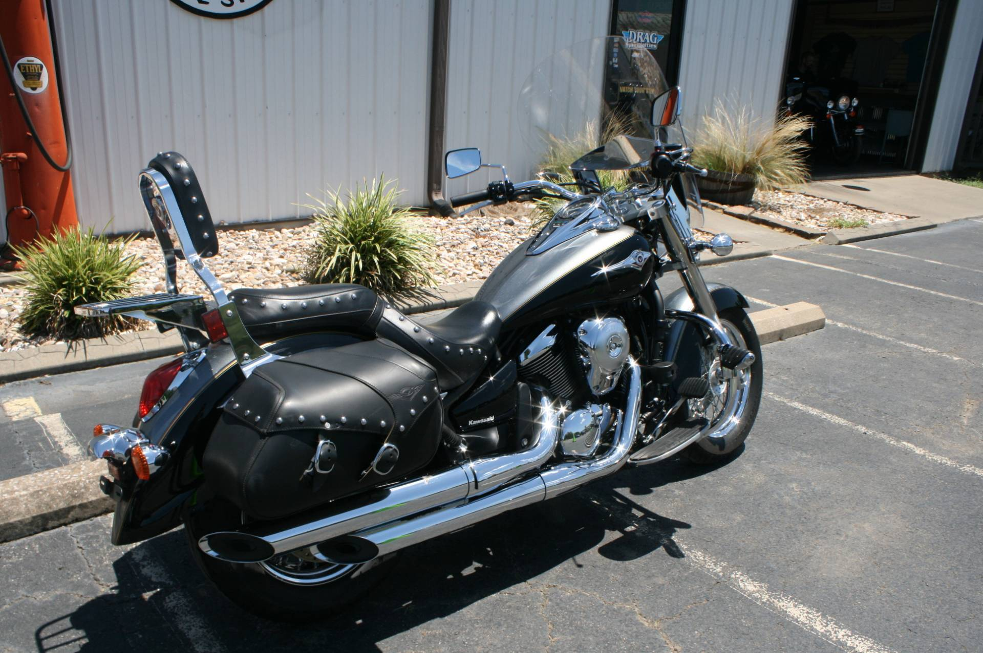 2012 Kawasaki VN900 in Greenbrier, Arkansas - Photo 3